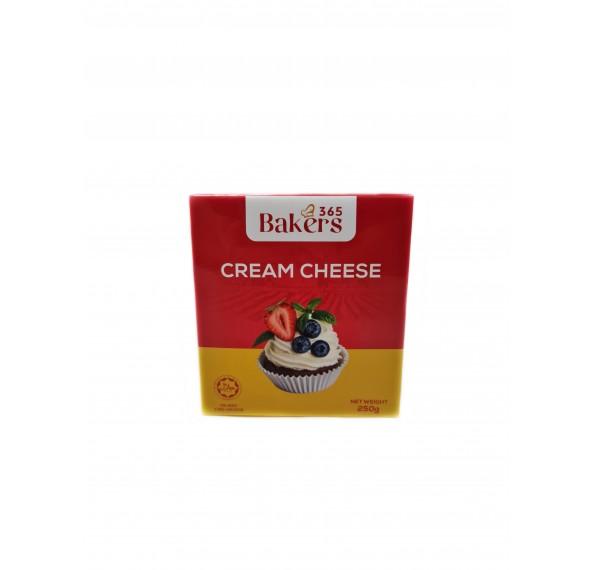Bakers 365 Cream Cheese 250g