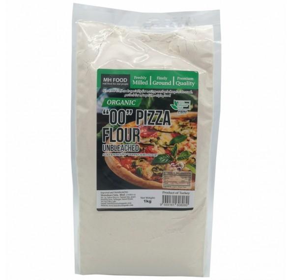 "Organic ""00"" Pizza Flour 1kg"
