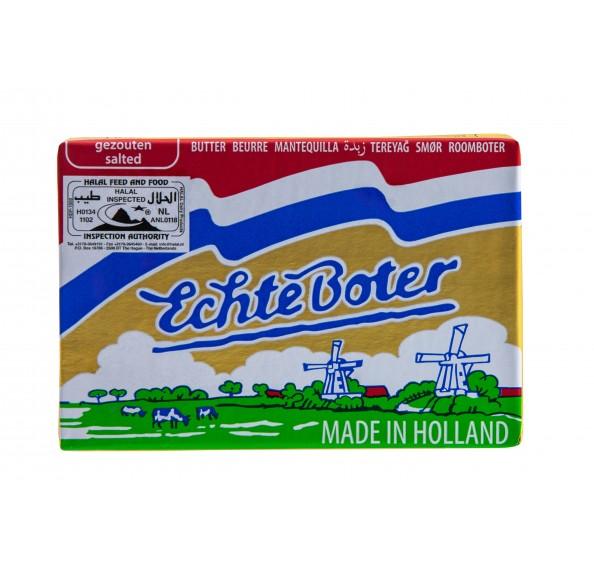 Echte Boter Salted Butter 250g