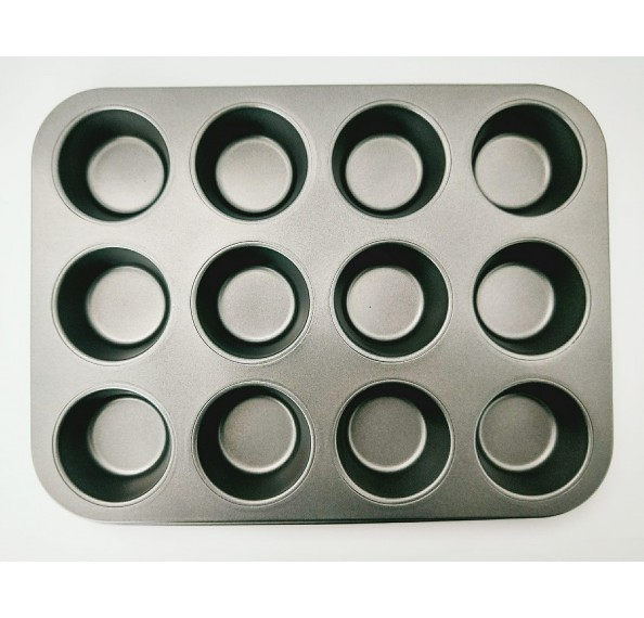 12 Cup Muffin Pan 35 X 26.5 X 3cm