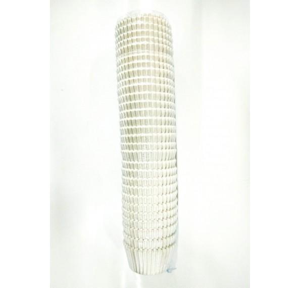 White Paper Cups 11.5X5CM 1000PCS