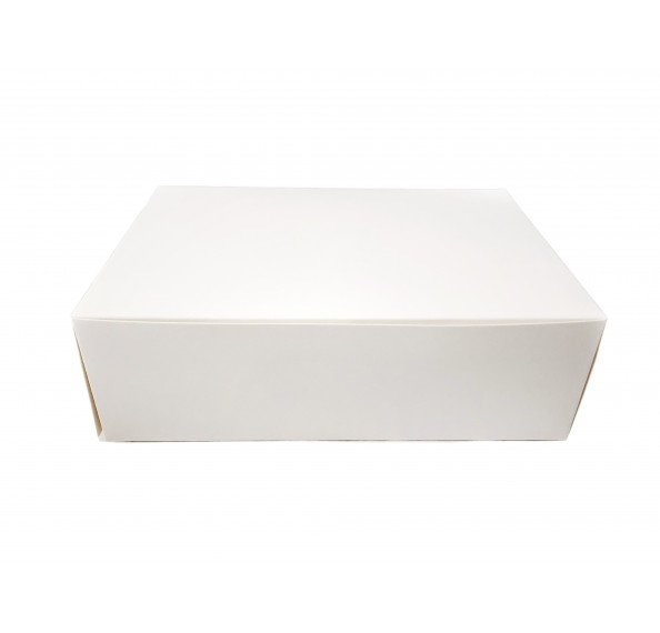 "Plain Cake Box 6x9x3"" 5pcs"