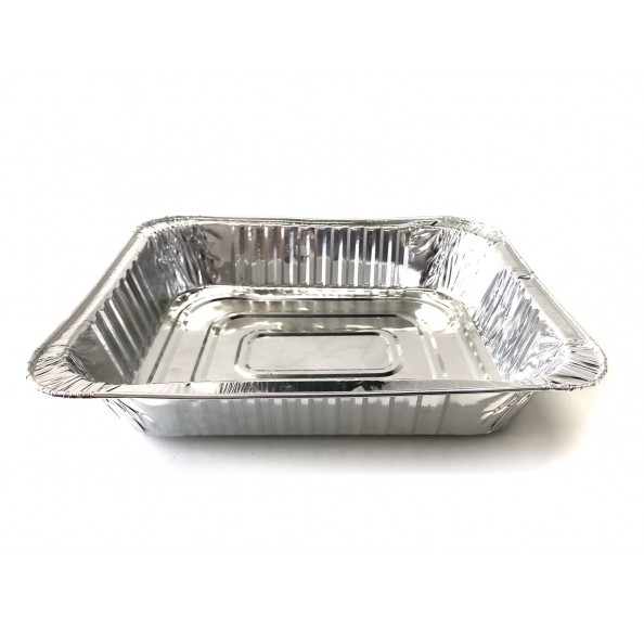 Aluminium Rectangle Tray 53900 - 5pcs