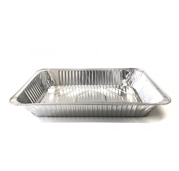 Aluminium Rectangle Tray 9850 - 2pcs