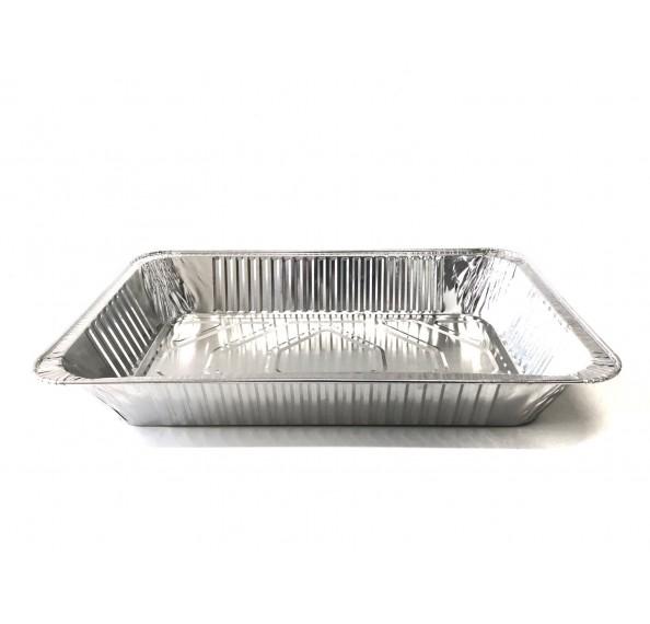 Aluminium Rectangle Tray 9850 - 2pcs