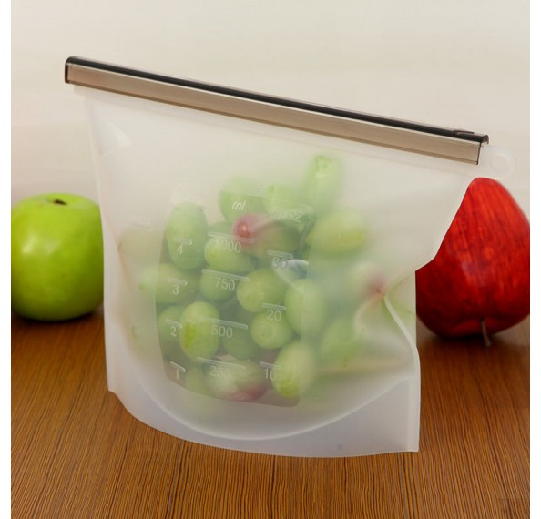 Silicone Food Bag 1.5L