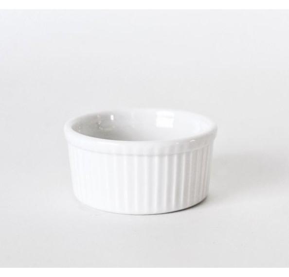 """3.5"""" Ceramic Baking Cup"""
