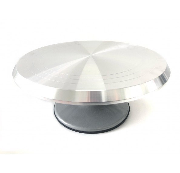 Aluminium Turntable 10""
