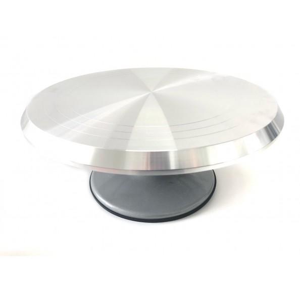 """Aluminium Turntable 10"""""""