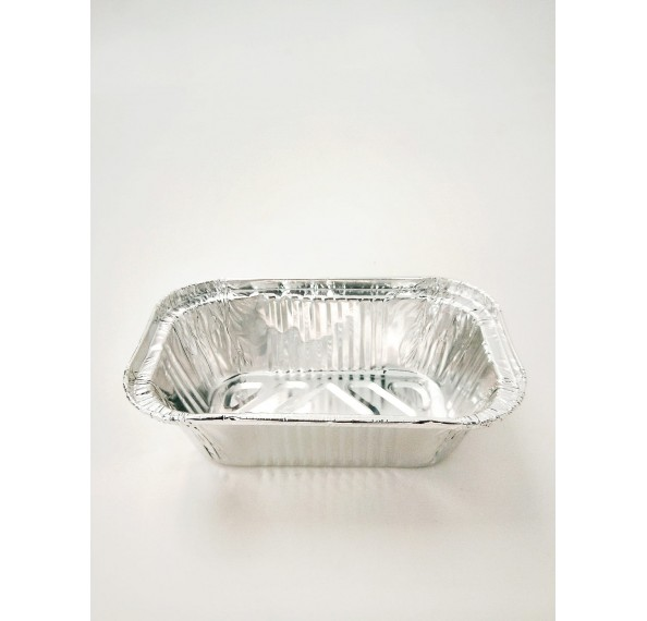 Aluminium Rectangle Tray 1650 - 25pcs