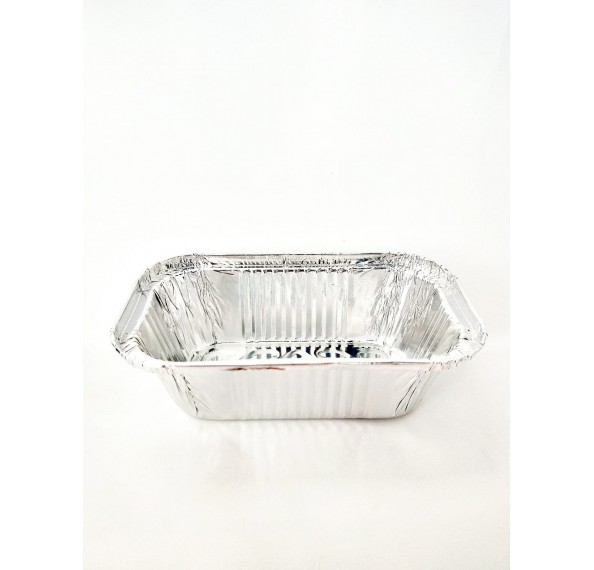 Aluminium Rect . Tray - 5260 125Pcs