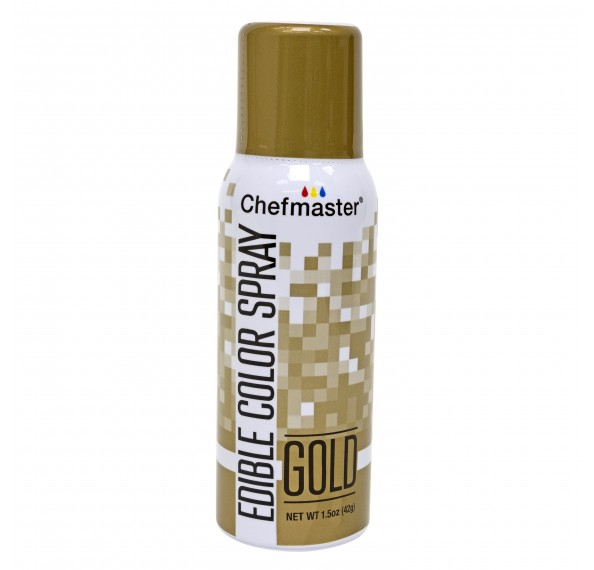 CM 1.5OZ Edible Gold Spray