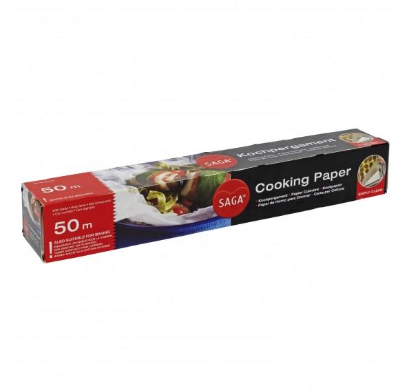 Saga Cooking Paper 38cmx50m