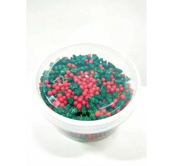 Cherries With Holly 3.5MM 200G