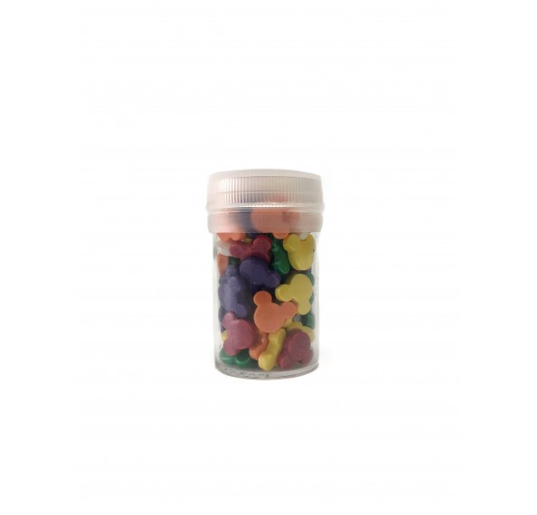 Mickey Mouse Shape Sprinkle 16mm 40g