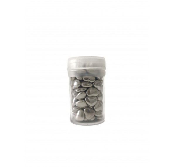 Hearts Silver 11mm 40g