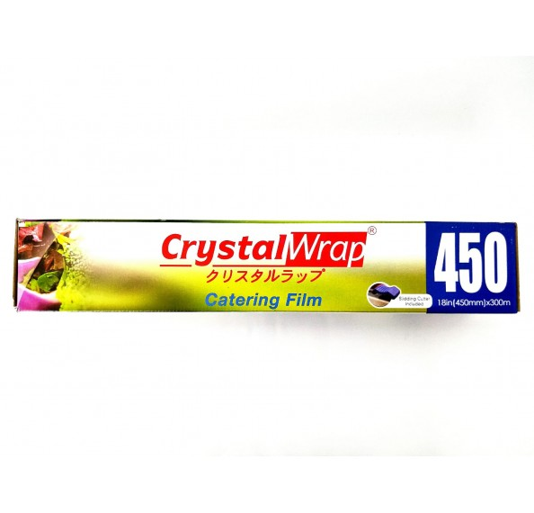 Crystal Wrap 450MM X 300M