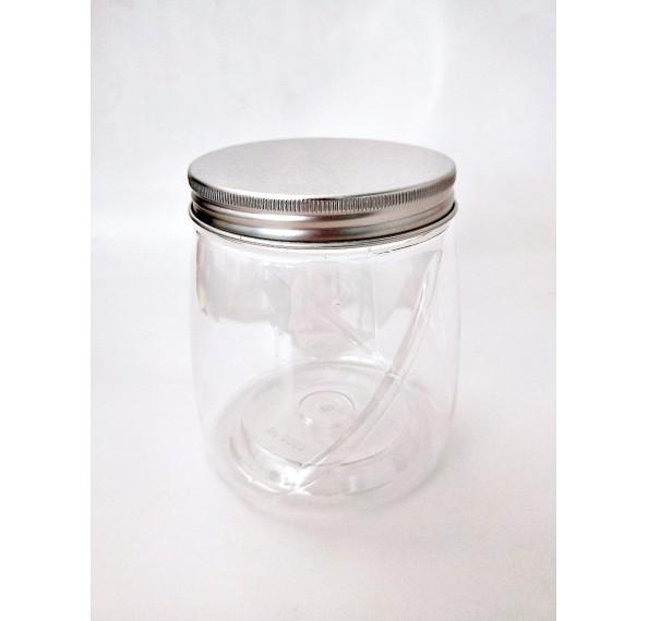 SP 8090 Pet Jar Alum Silver Cap