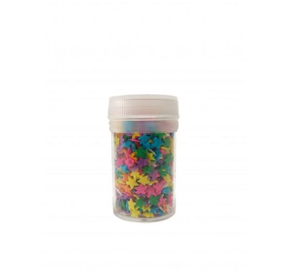 Sugar Shape Star Mix 30g