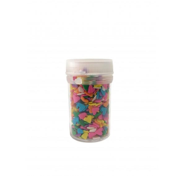 Sugar Shape Heart Mix 30g