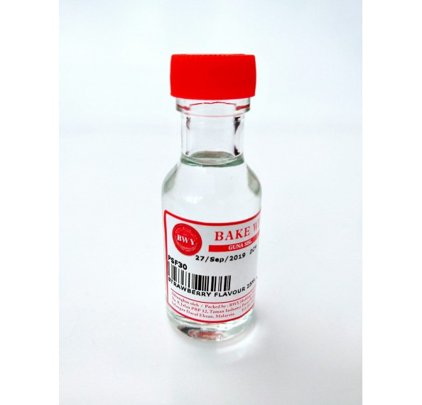 Strawberry Flavour 25ML