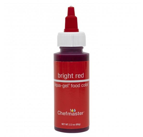 CM 2.3OZ Liqua Gel Bright Red