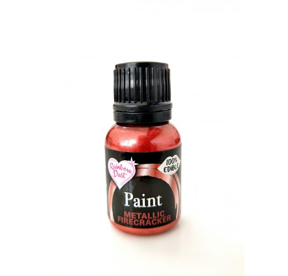 Paint Metallic Fire Cracker 25G