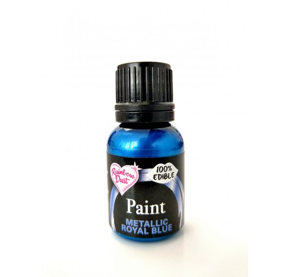 Paint Metallic Royal Blue 25G