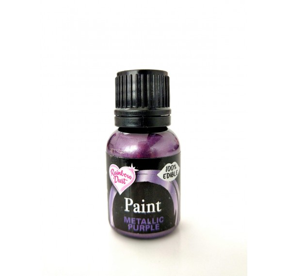 Paint Metallic Purple 25G