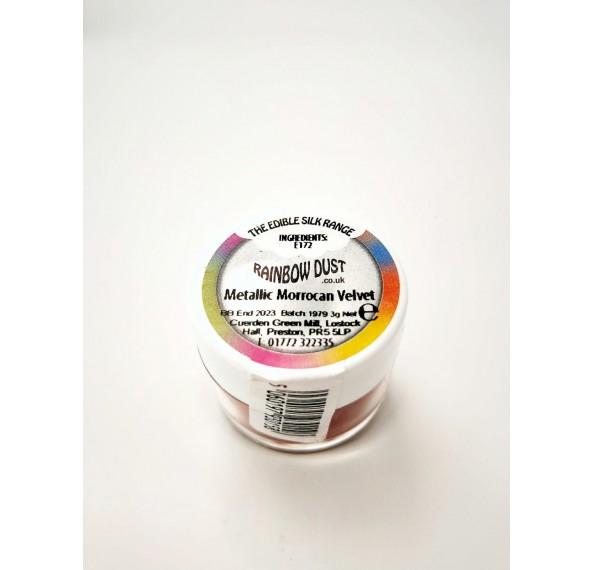 Silk Metallic Morrocan Velvet 3g