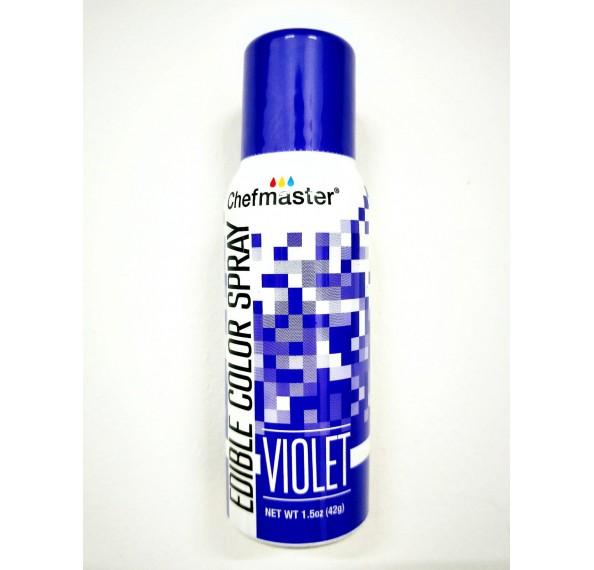 CM 1.5OZ Edible Violet Spray