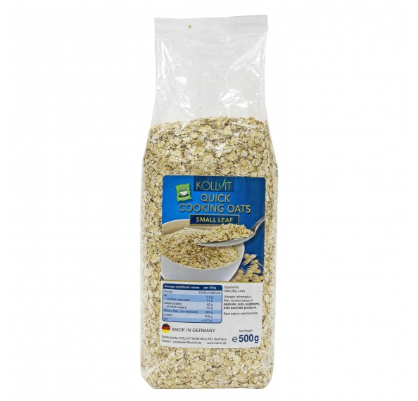 Quick Cooking Oats (Small Leaf) 500g