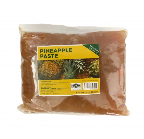Pineapple Paste Premium Thailand 1kg