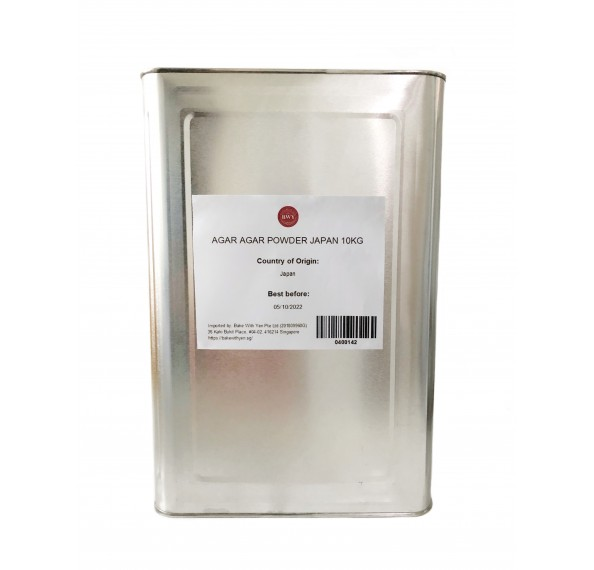 Agar Agar Powder Japan 10kg