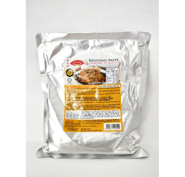 Dollee Rendang Paste 1KG