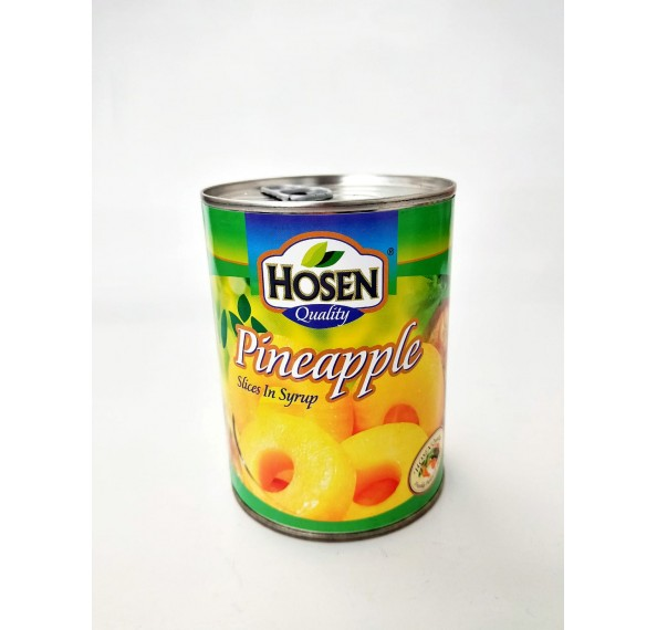 Hosen Pineapple Slices 565G