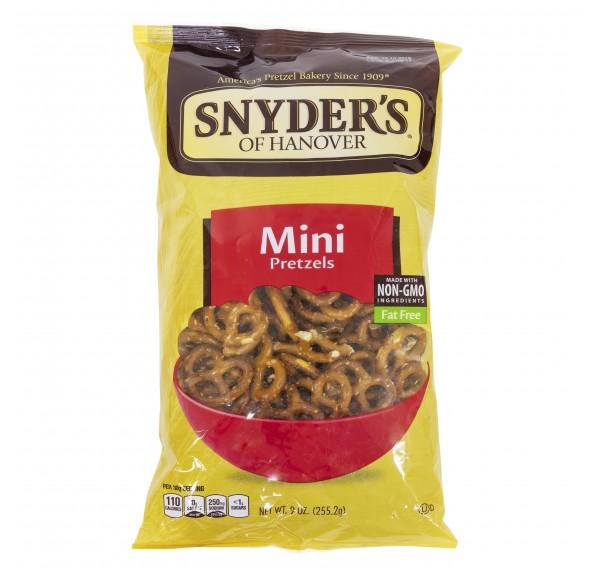 Snyder's Pretzels Mini 255.2g