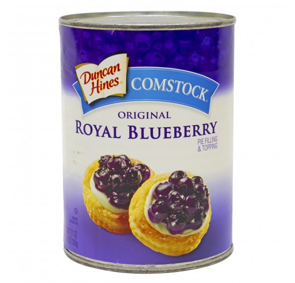 Comstock Blueberry Pie Filling