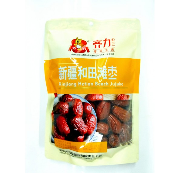 Large Red Dates (Jujube) 454g