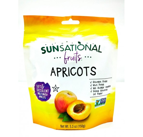 Dried Apricot Turkey 150g (Doypack)
