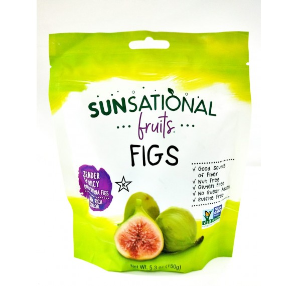 Dried Figs Turkey 150g (Doypack)