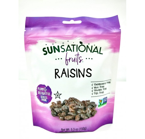 Dried Raisins Turkey 150g (Doypack)
