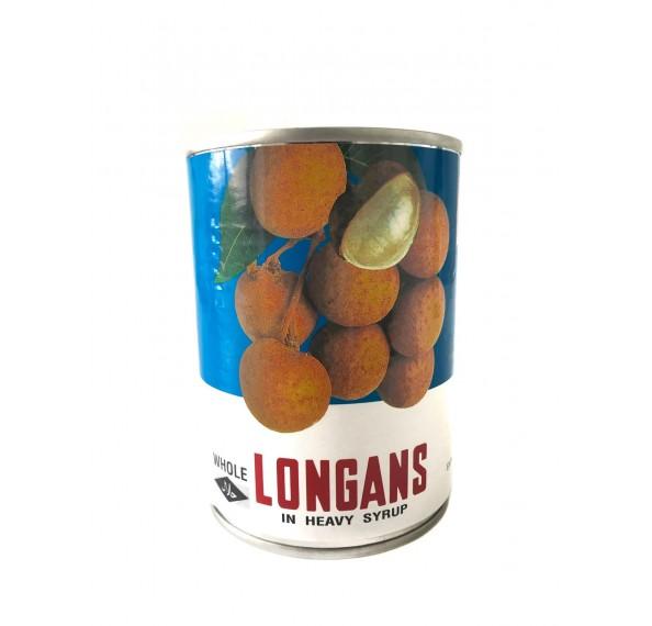 KC Longan 565g