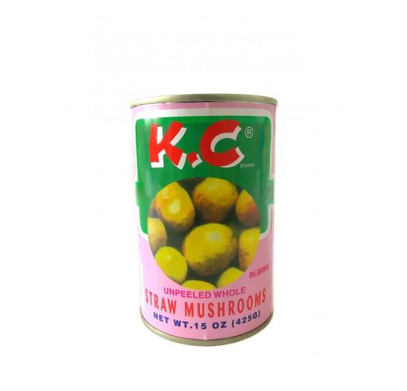 KC Straw Mushroom 425g