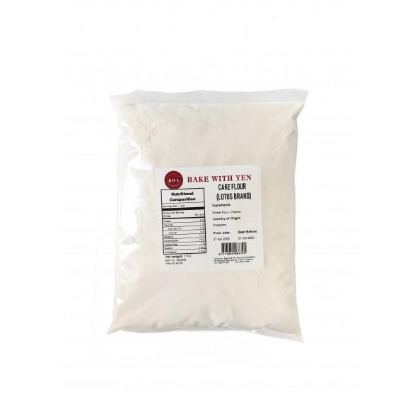 Cake Flour (Lotus) 1kg