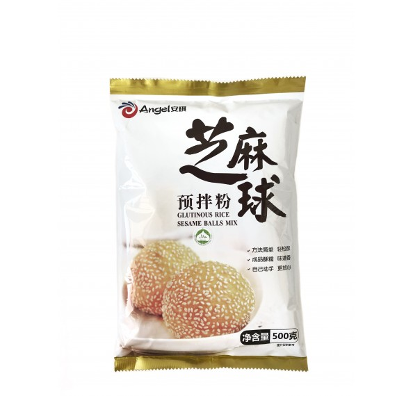 Angel Sesame Ball Premix 500g (EXP 22.06.2021)