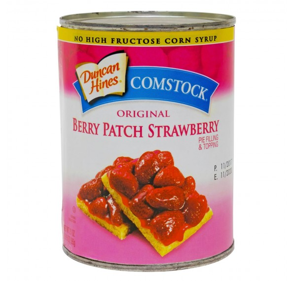 Comstock Strawberry Pie Filling