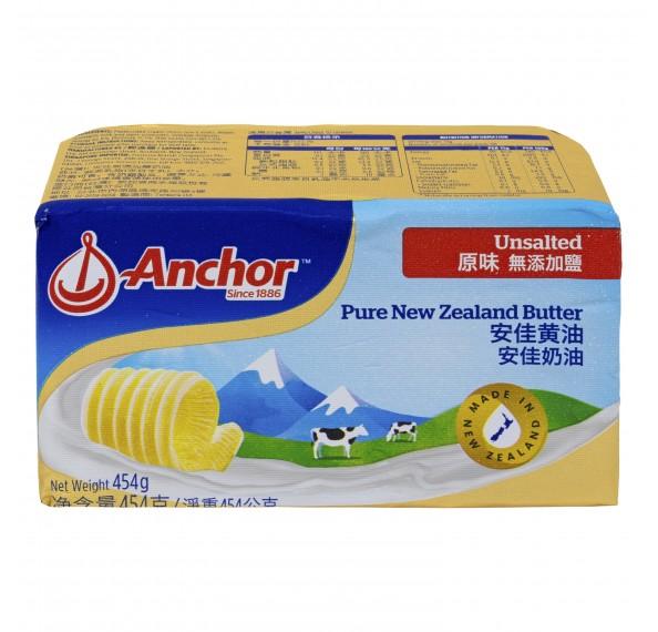 Anchor Unsalted Butter 454g