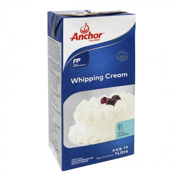 Anchor Whipping Cream Prof 1L
