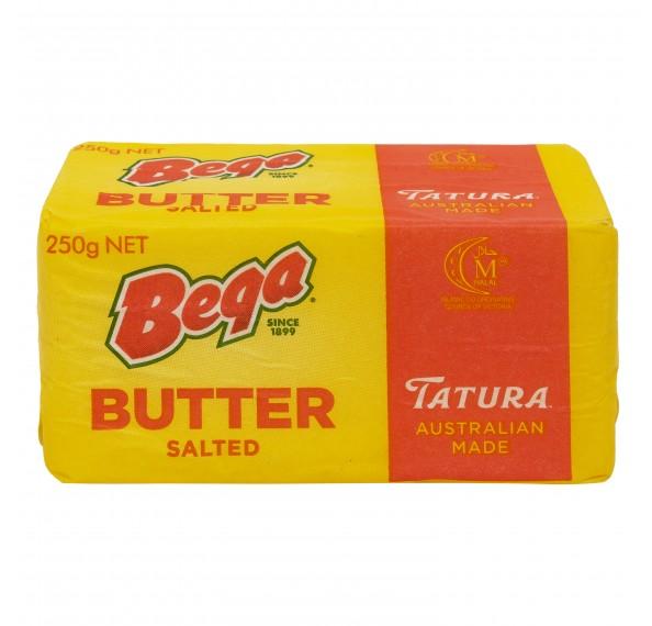 Bega Tatura Butter Salted 250G